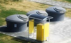контейнеры для раздельного сбора мусора, Екатеринбург